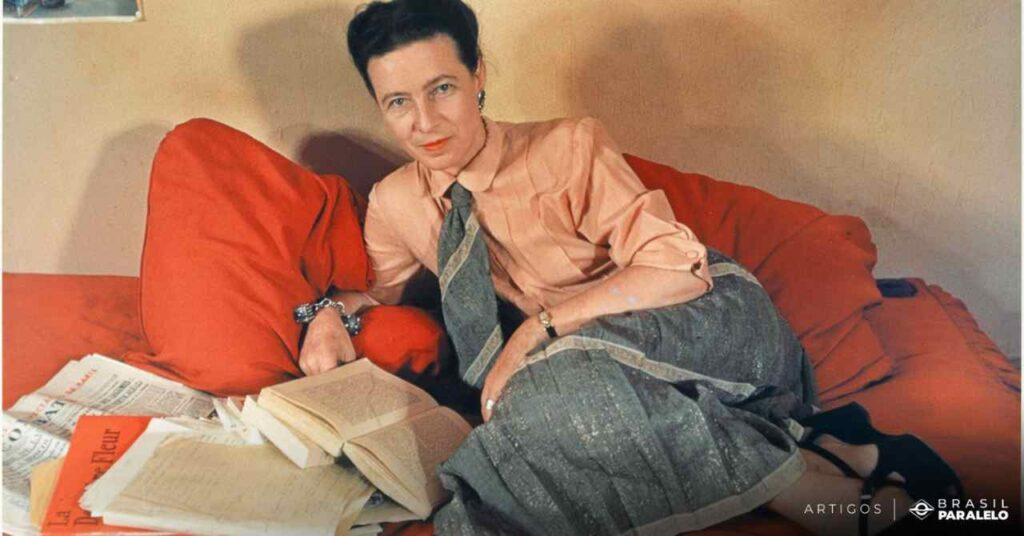 O-feminismo-de-Simone-de-Beauvoir