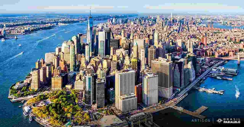 avanco-tecnologico-nas-cidades-por-causa-do-uso-de-combustiveis-fosseis