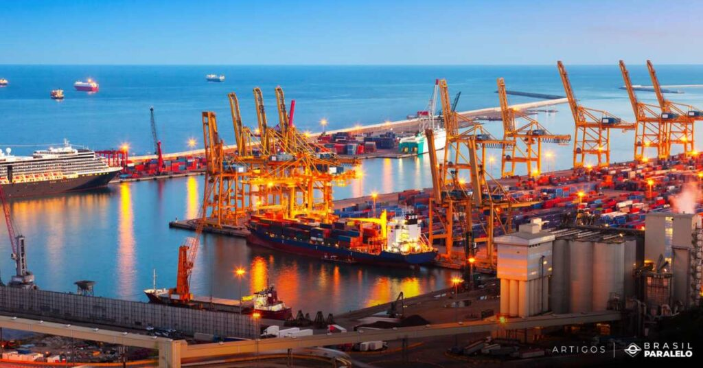 exportacao-de-alimentos-nos-portos-brasileiros
