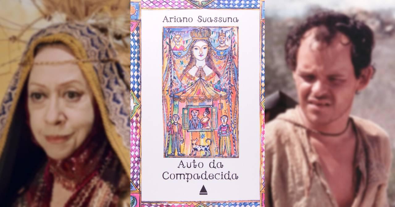 O Auto da Compadecida é um dos livros mais famosos do Brasil