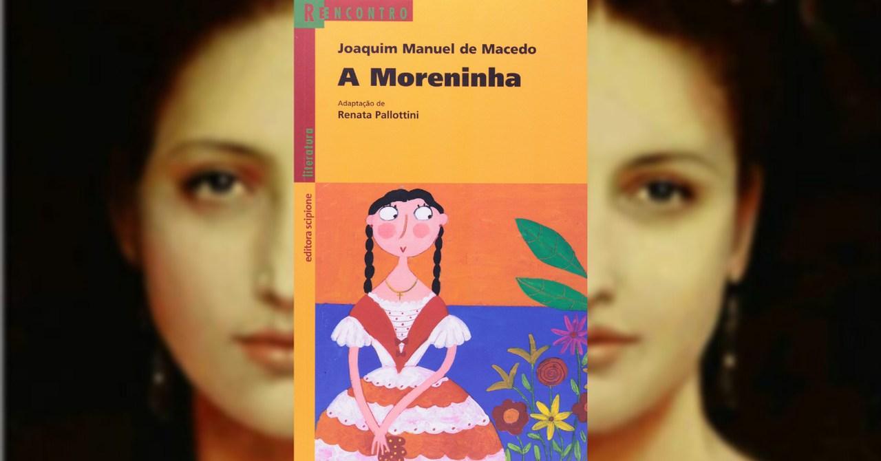 A Moreninha representa a literatura brasileira