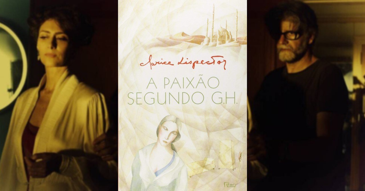 A paixão segundo GH na lista dos livros brasileiros