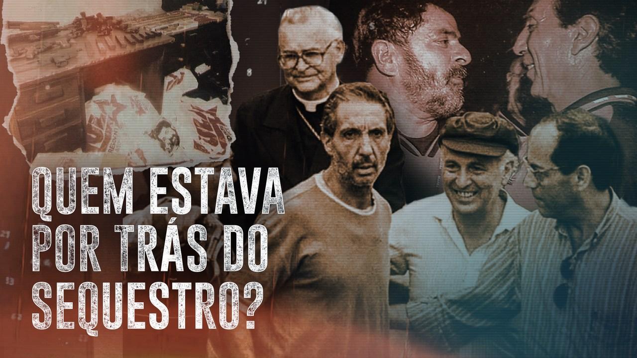 Quem estava por trás do sequestro de Abílio Diniz?
