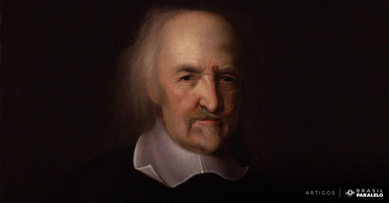 Thomas Hobbes foi um dos autores a escrever sobre o estado de natureza