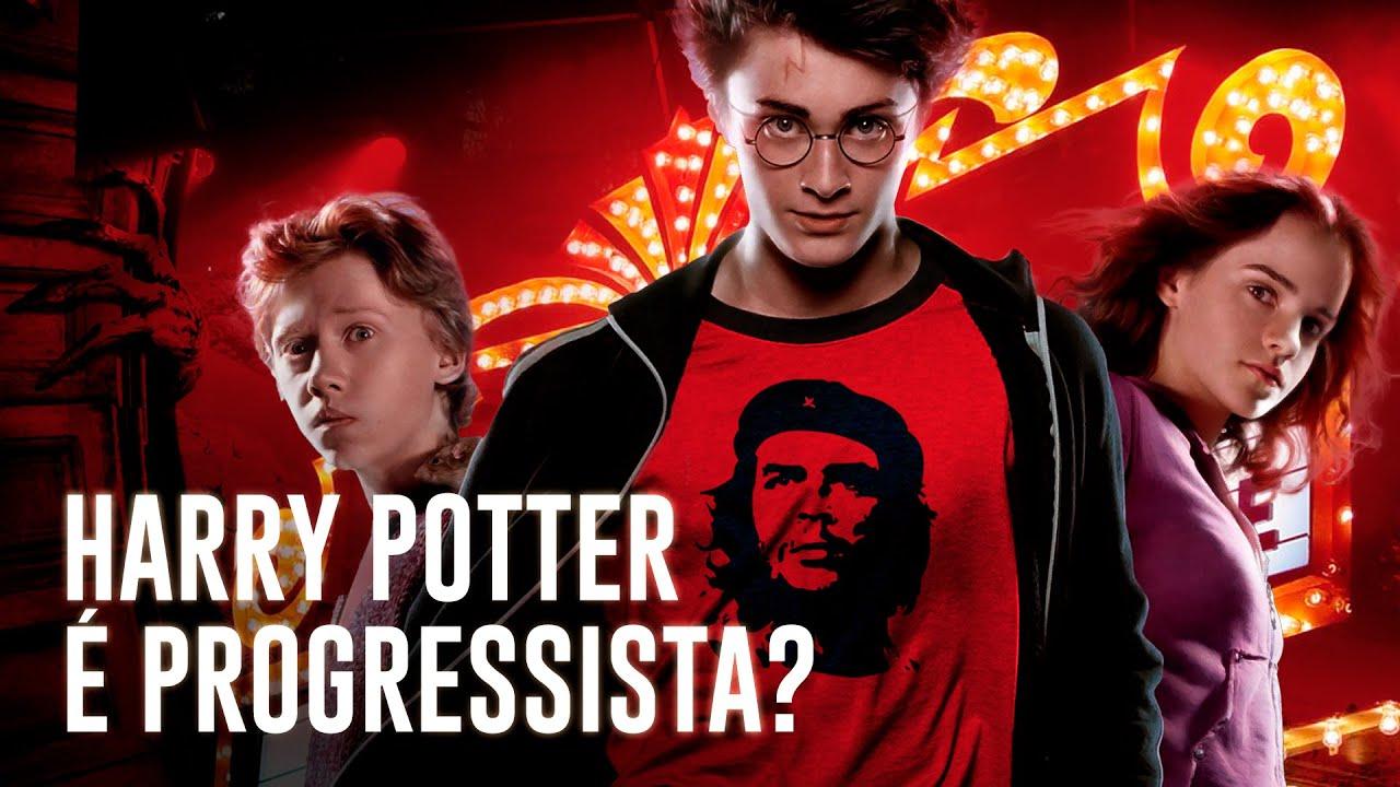 Harry Potter é progressista?