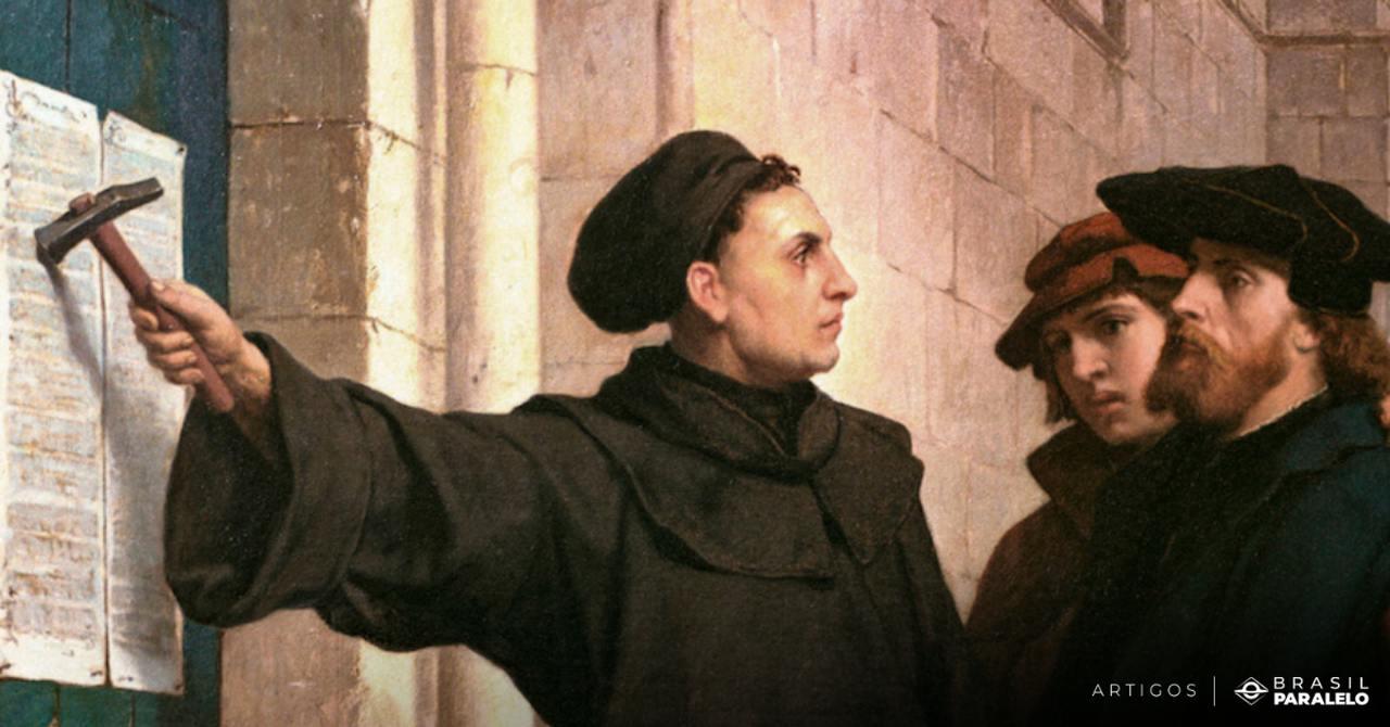 revolução protestante