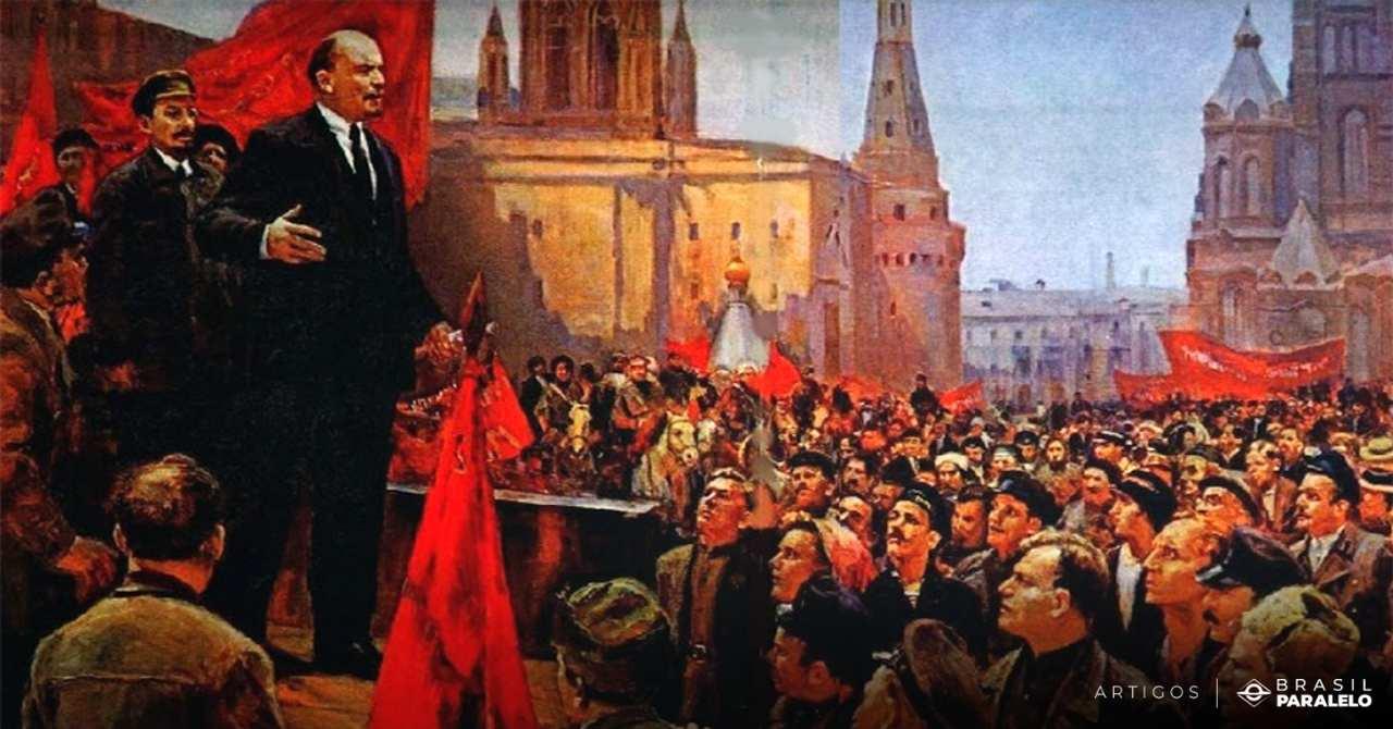 Revolução comunista