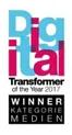 Digital Transformer 2021 Award