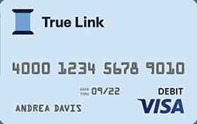 A True Link card