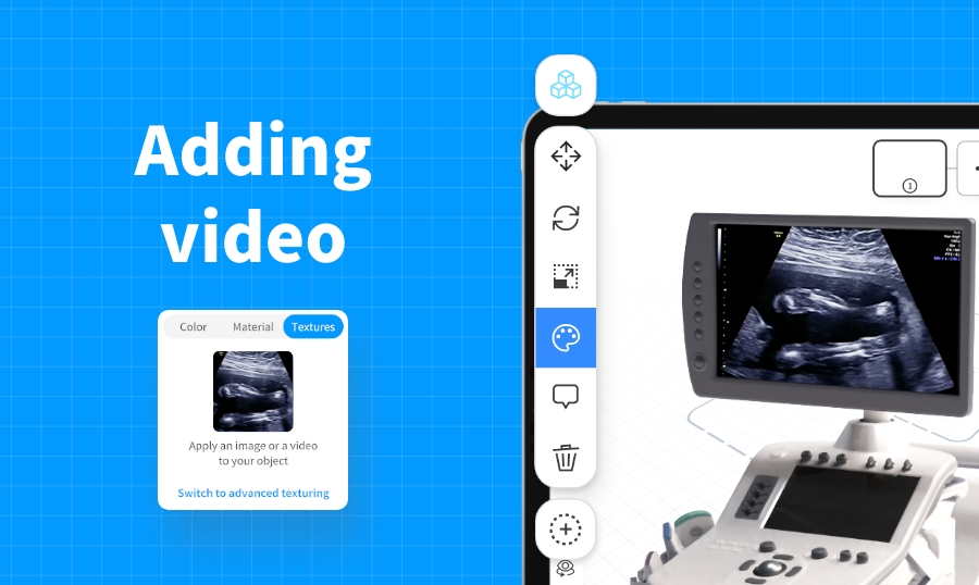 Adding Video to Jig