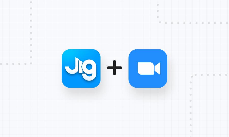 Presenting Jigs Via Zoom