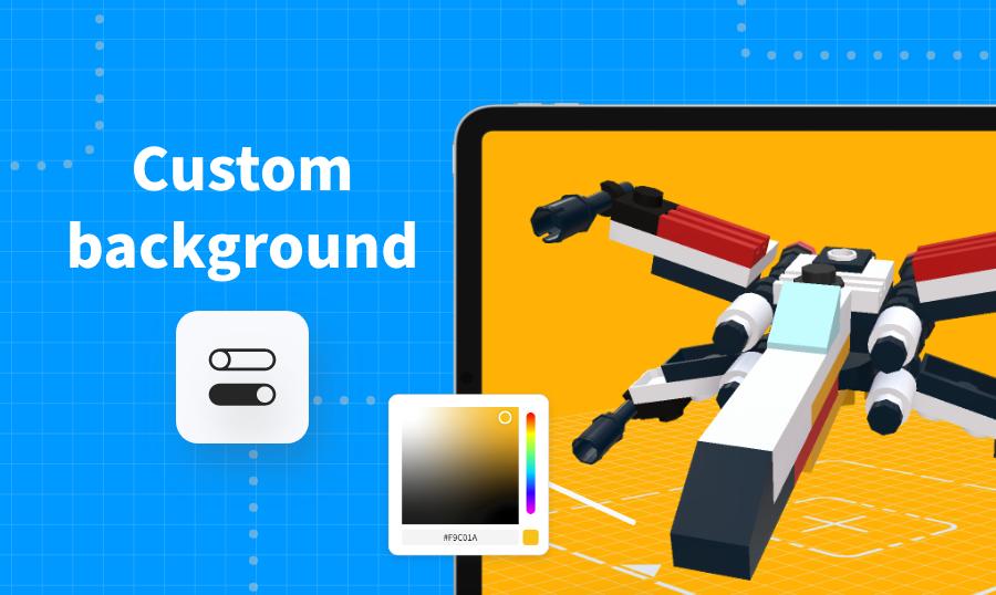 Custom Background Color