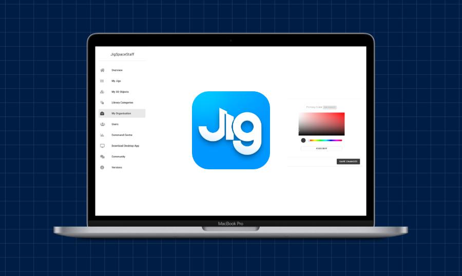 Dashboard: Update Company Branding