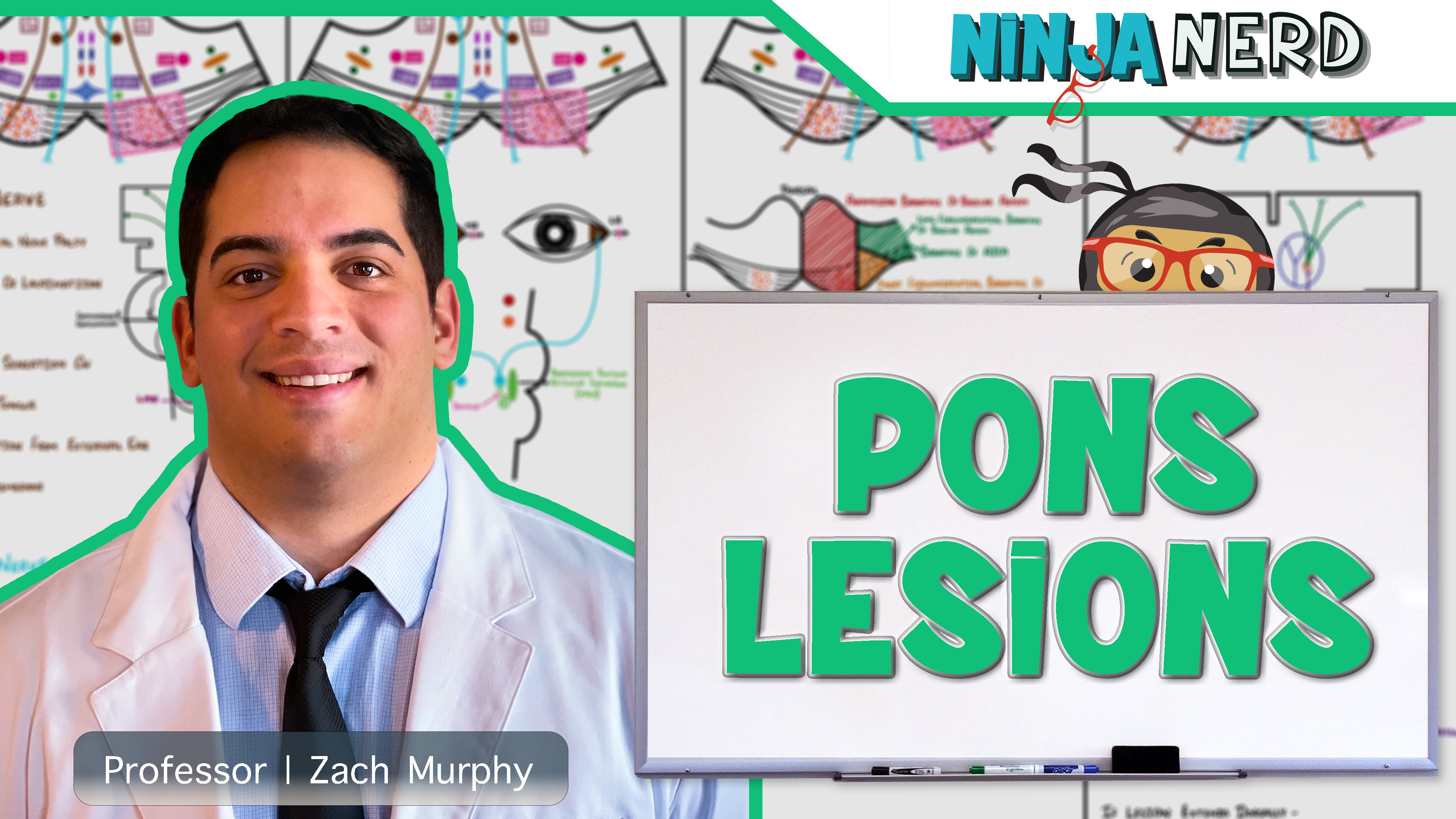 Pons Lesions