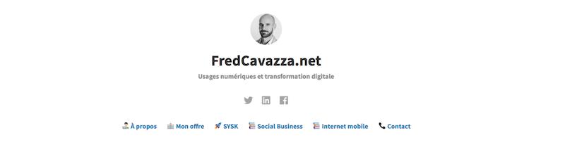 Fred Cavazza