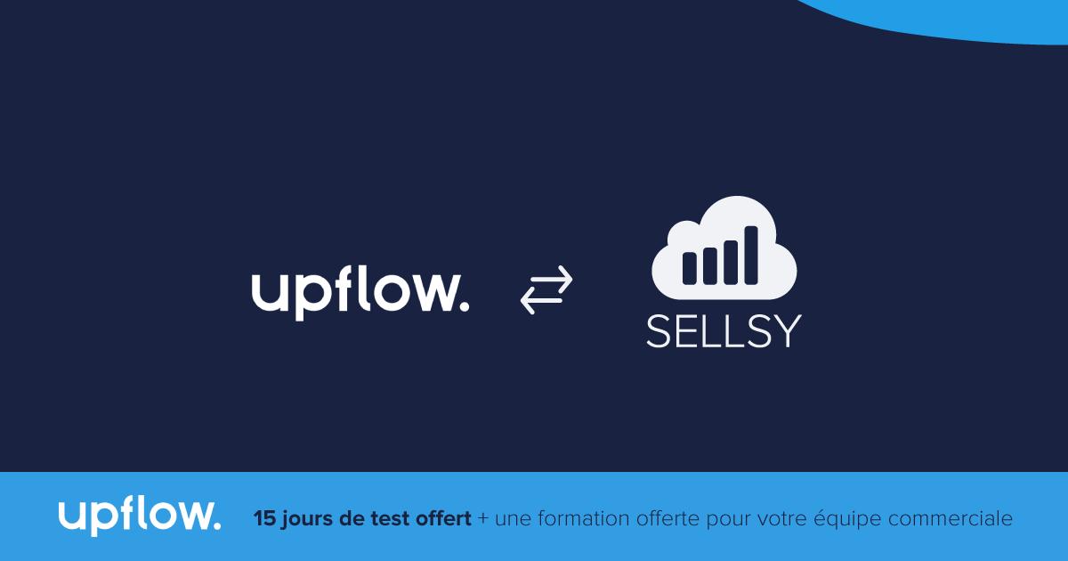 integration sellsy upflow