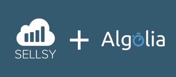 Sellsy and Algolia