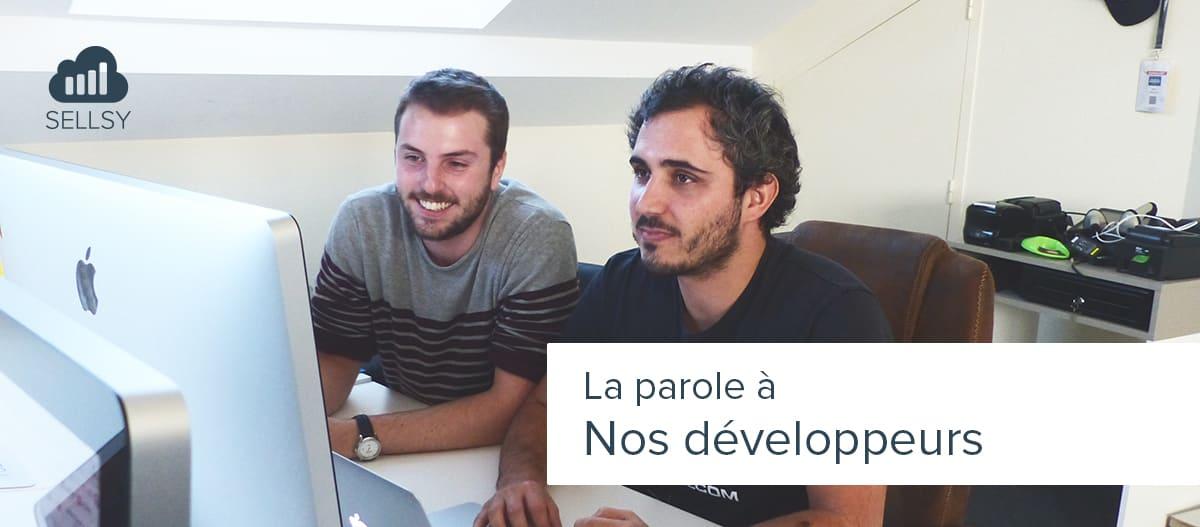 Entrez dans l'univers des développeurs Sellsy