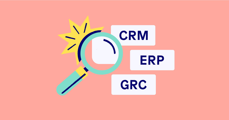 CRM ou ERP, CRM ou GRC