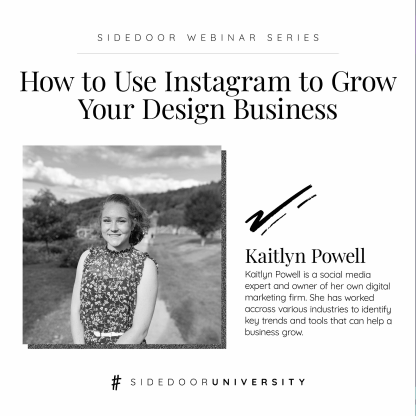 How to Use Instagram to Grow Your Design Business