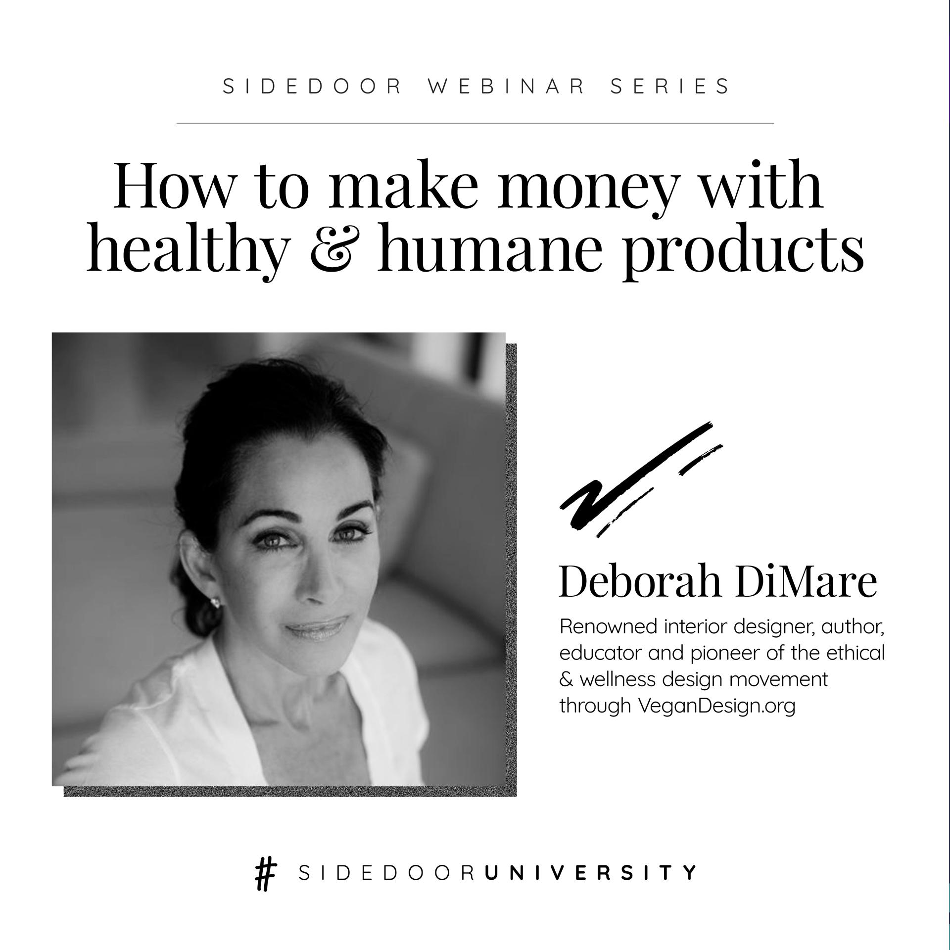 Healthy & Humane Design with SideDoor