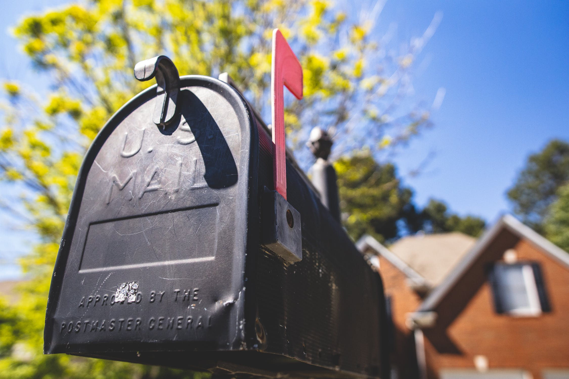 How to not be out of breath getting the mail