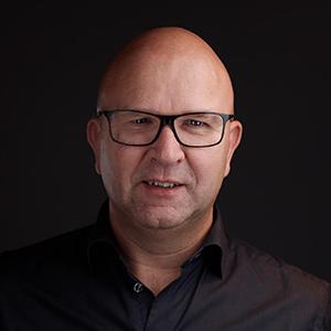 Headshot of Gert-Jan Schenk