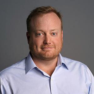 Headshot of Chris Hazelton