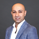Headshot of Firas Azmeh
