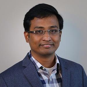 Headshot of Sundaram Lakshmanan