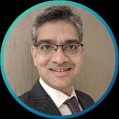 Headshot of Sriram Karra