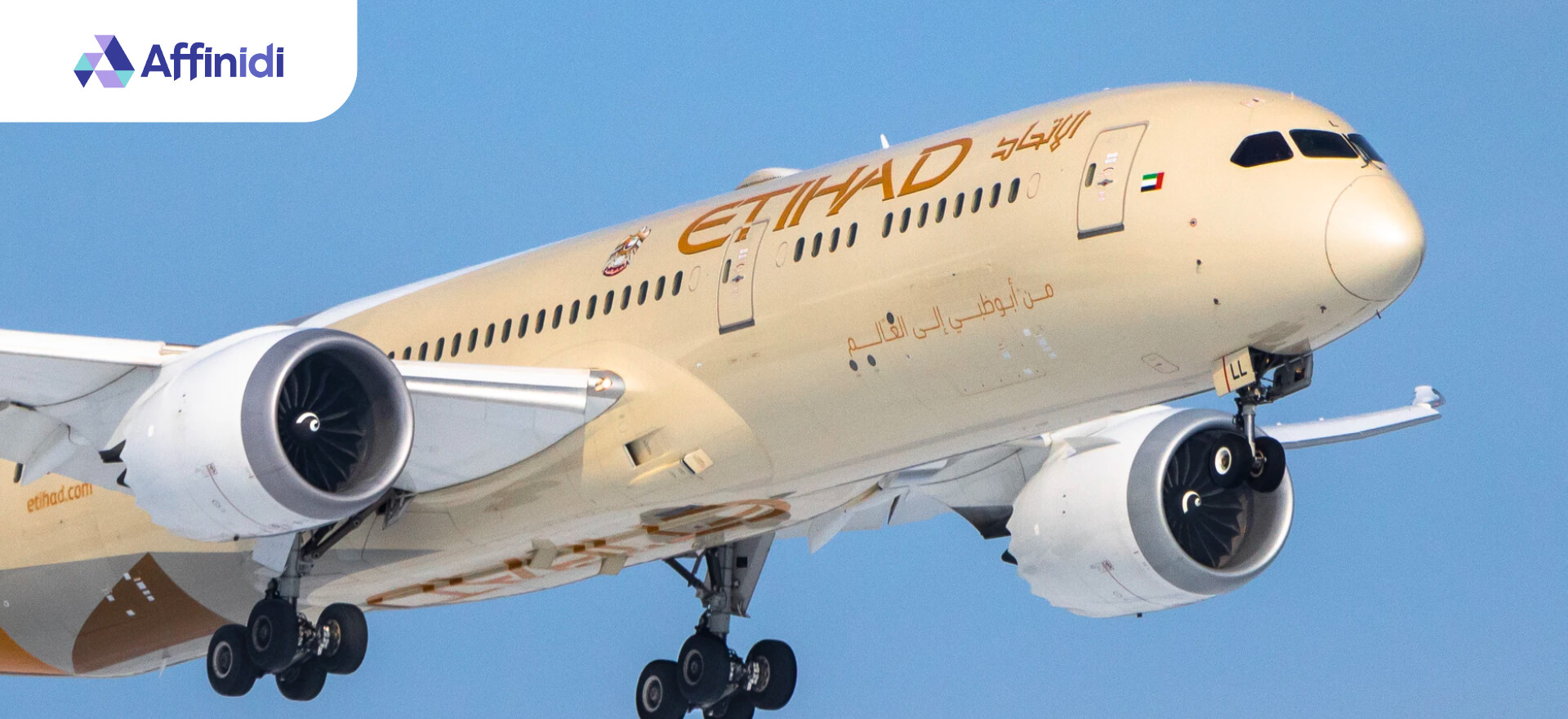 Affinidi partners with Etihad Airways to advance the aviation industry's ability to process COVID-19 test results more efficiently