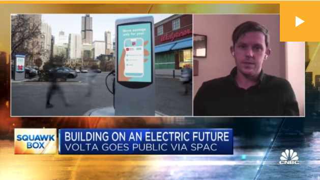 Volta CEO on building electric future, going public via SPAC