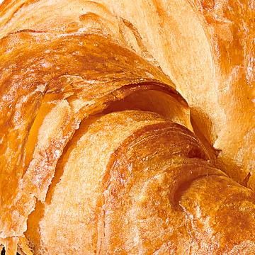 Croissan'wich croissant.