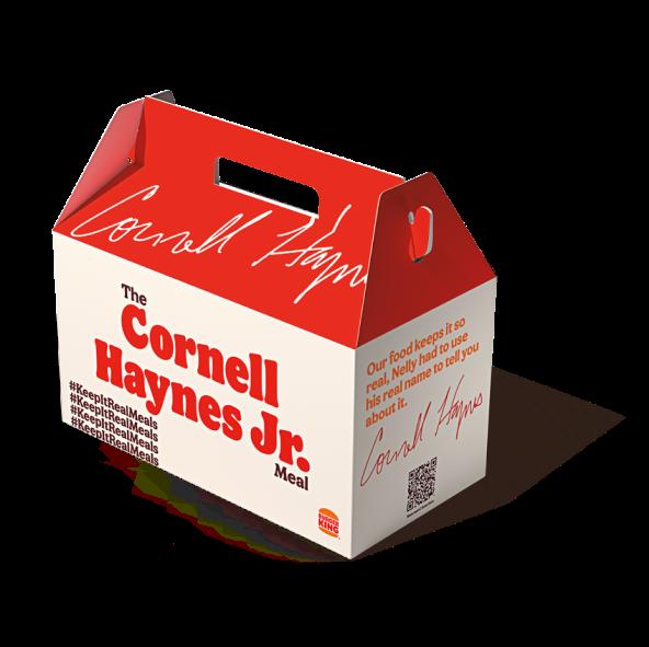 Real Meal box.