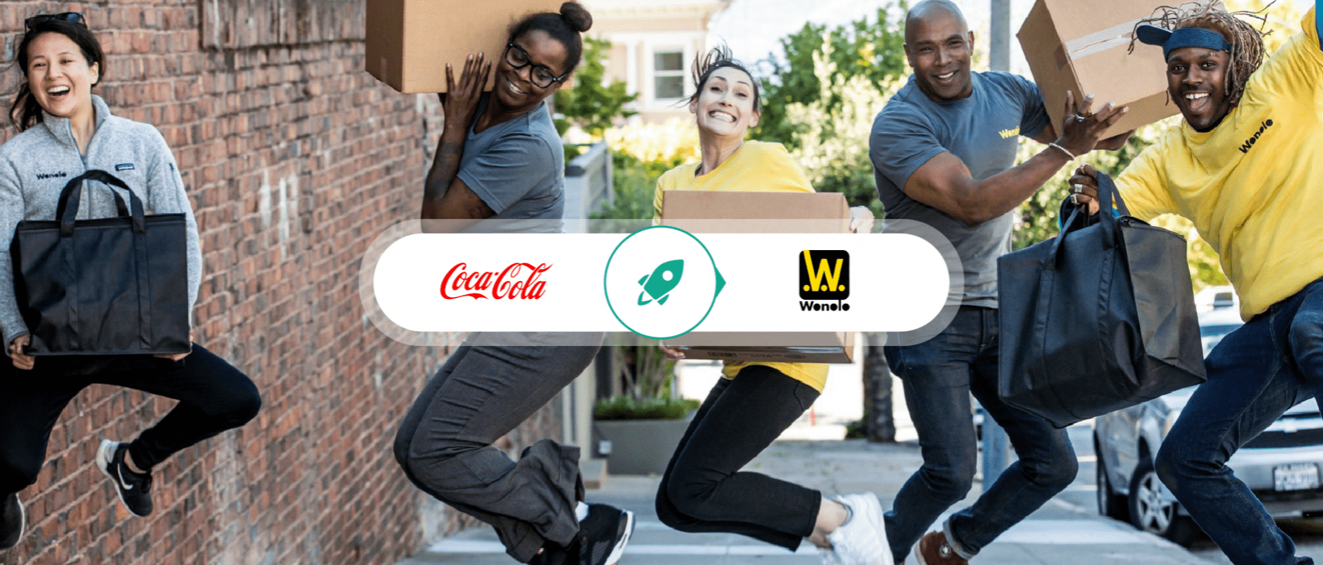 Wonolo, a Coca-Cola-backed startup, provides hundreds of jobs every day