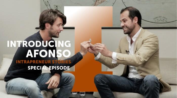 Introducing Afonso — Intrapreneur Stories