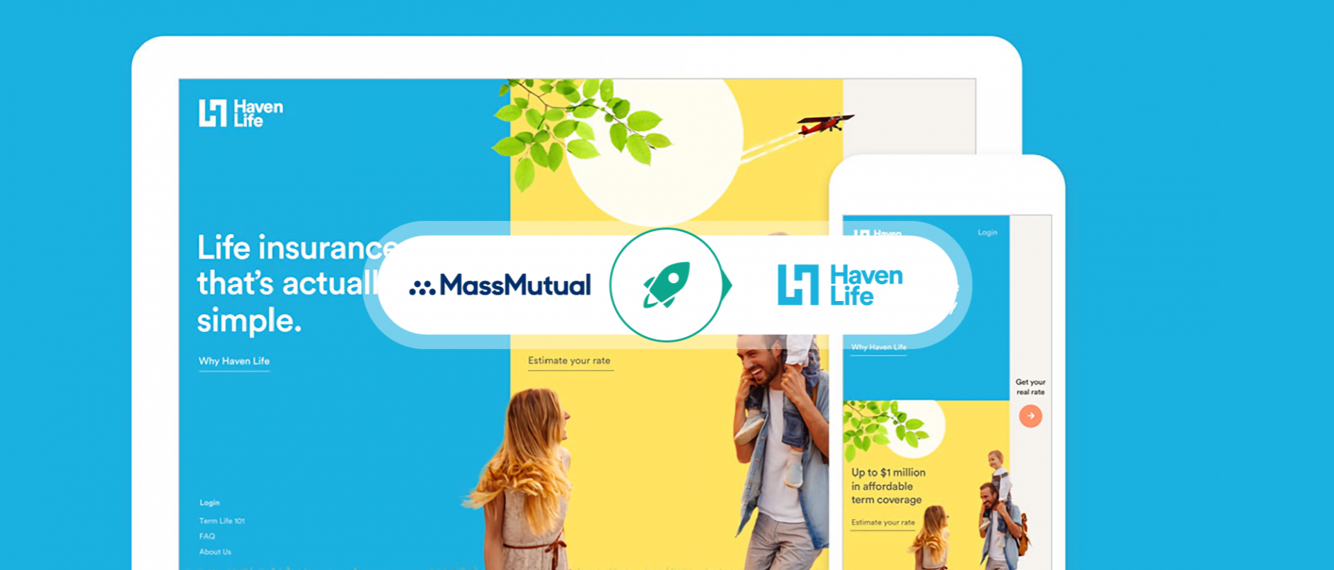 MassMutual Makes Life Insurance Cool Again with Haven Life