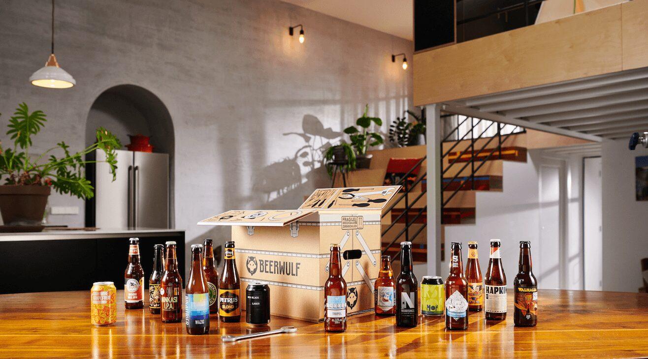 Bundl Beerwulf Heineken Startup