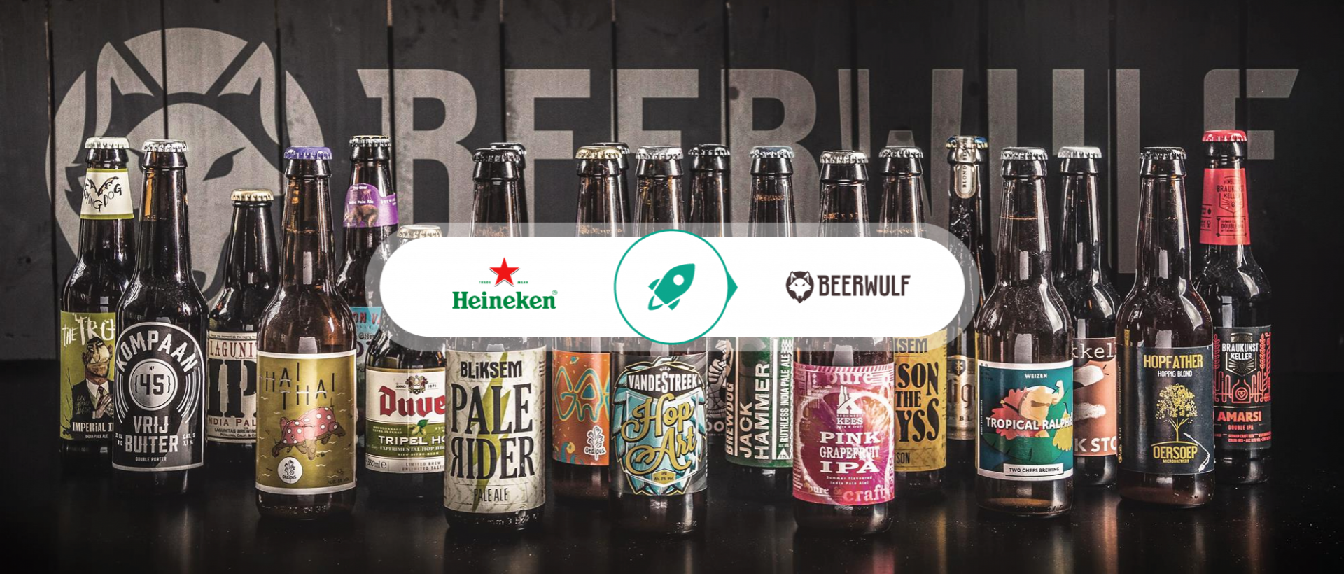 How Heineken disrupted the craft beer market without brewing a new drink