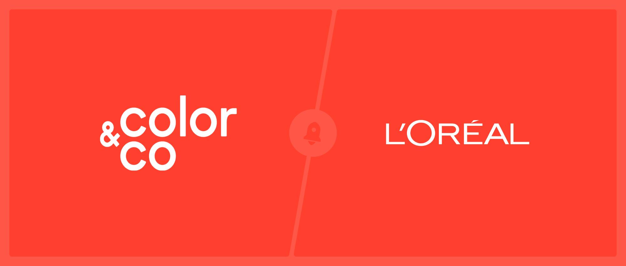 L'Oréal's color & co: The D2C salon hair colouring experience.