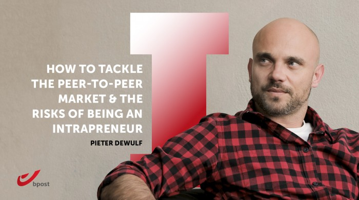 How to Tackle the P2P Market and the Risks of Being an Intrapreneur — Intrapreneur Stories #2