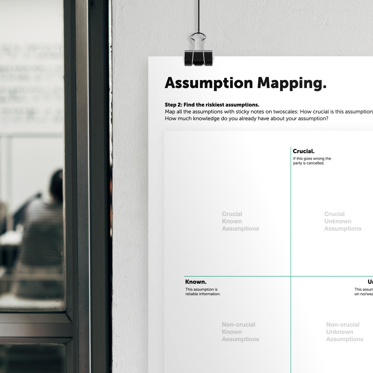 assumption mapping header