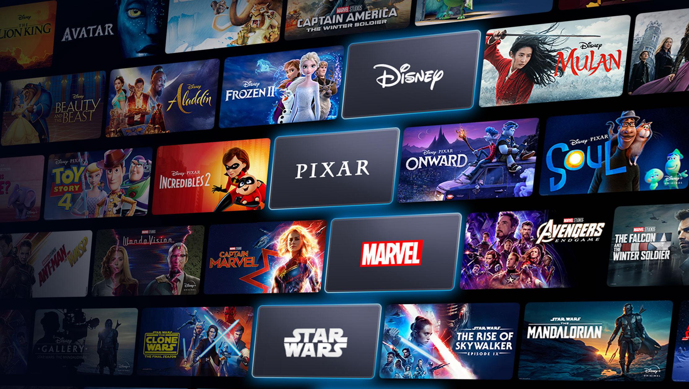 Disney+ Plus Streaming corporate venture disney