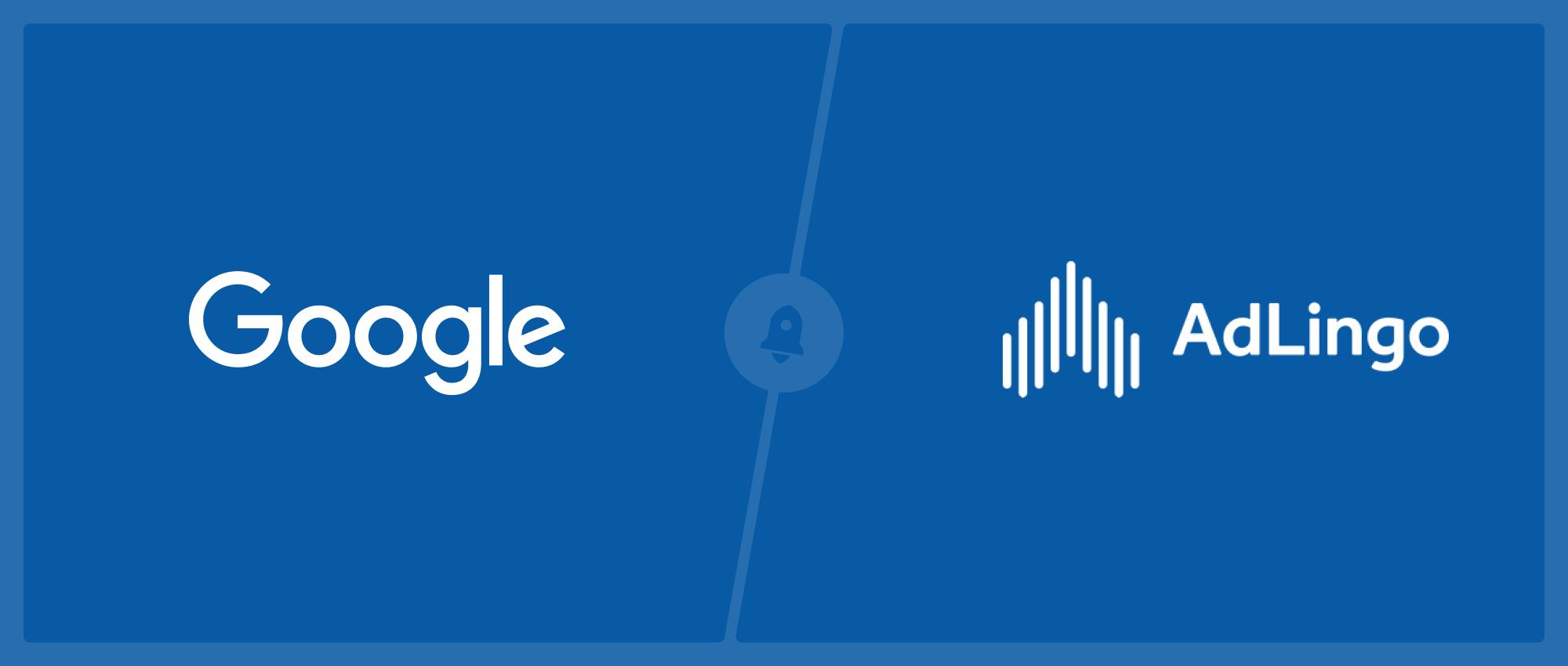 Google's AdLingo: Turning ads into AI-powered, personalised conversations.