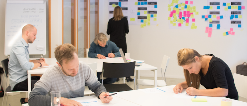 What is a design sprint and why are so many corporations using them?