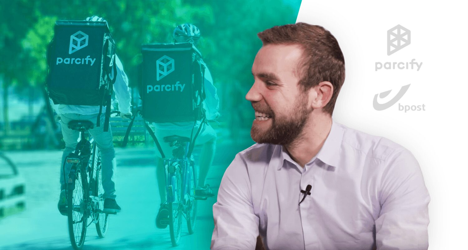 A new parcel delivery service in the emerging sharing economy: Parcify by Bpost