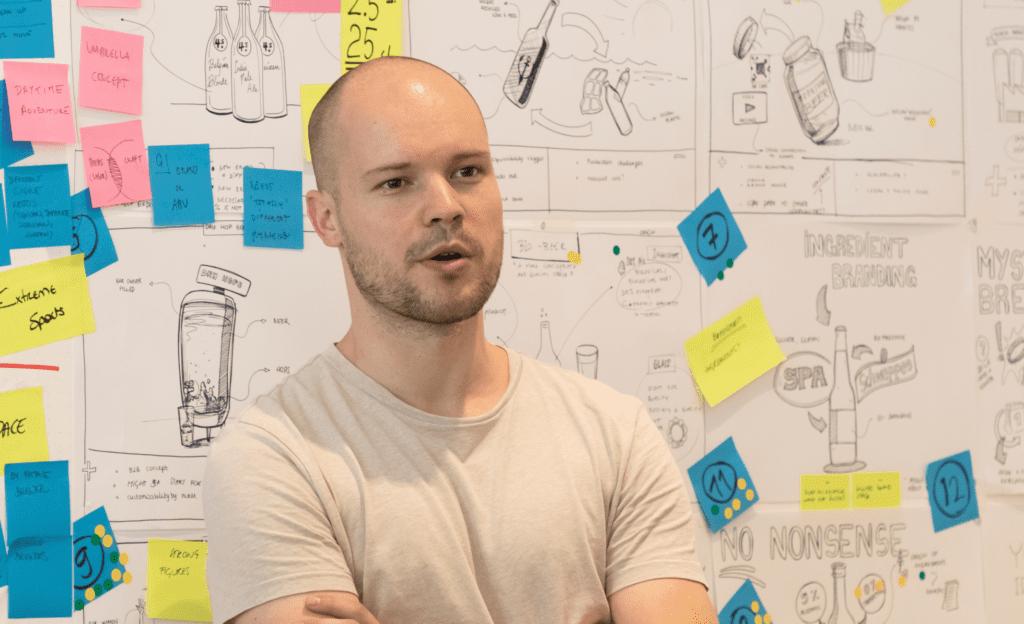 Venture validation pro Jelmer Peerbolte