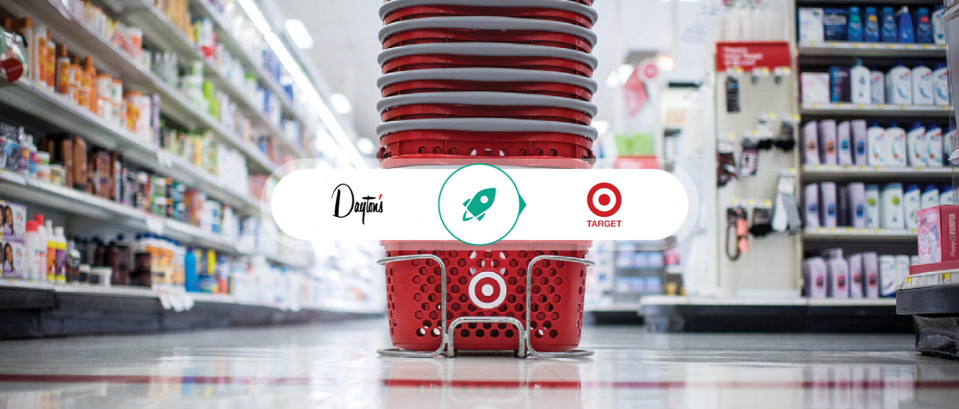 Target: from internal startup to the second-largest department store retailer in the US
