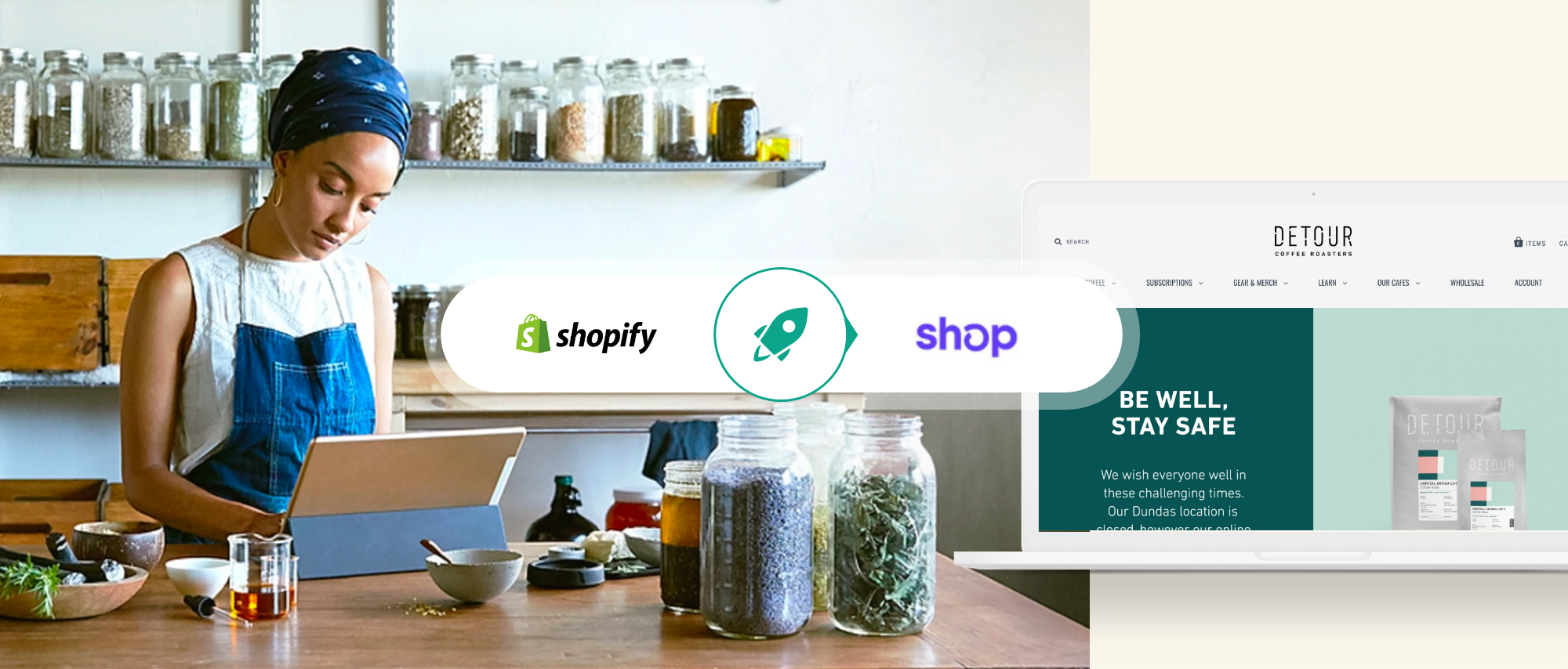 """Shopify's """"Shop"""": Helping Local Retailers In The New Normal"""